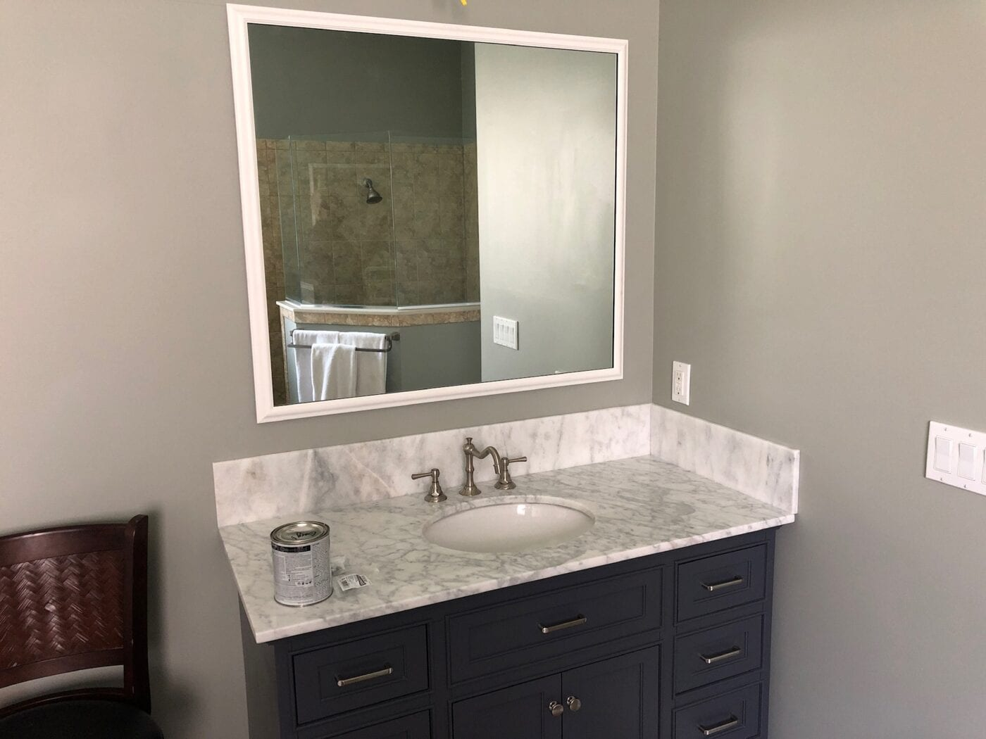 bathroom remodel vanity 2 scaled - Enjoy the Bathroom of Your Dreams with Bathroom Remodeling in Nocatee, Florida